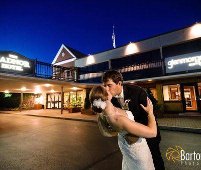 Christine & Matt's Wedding at The Radnor