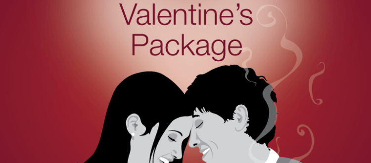 Valentine's Day at Glenmorgan and The Radnor
