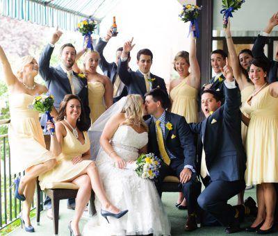 Allison & Jim's Wedding at The Radnor