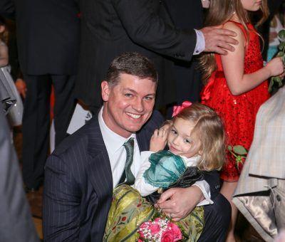 Daddy Daughter Valentine's Dance 2015