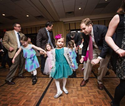 The 5th Annual Daddy Daughter Valentine's Dance at The Radnor