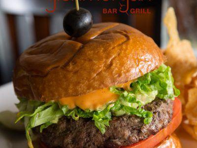 Burger Month at Glenmorgan