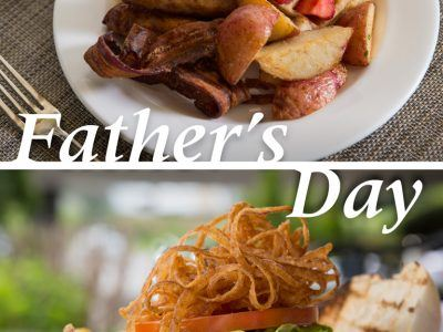 Father's Day Dining at The Radnor and Glenmorgan Bar & Grill