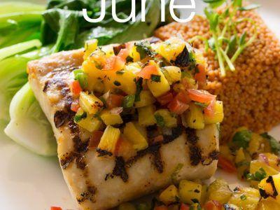 Chef's Specials for June at Glenmorgan