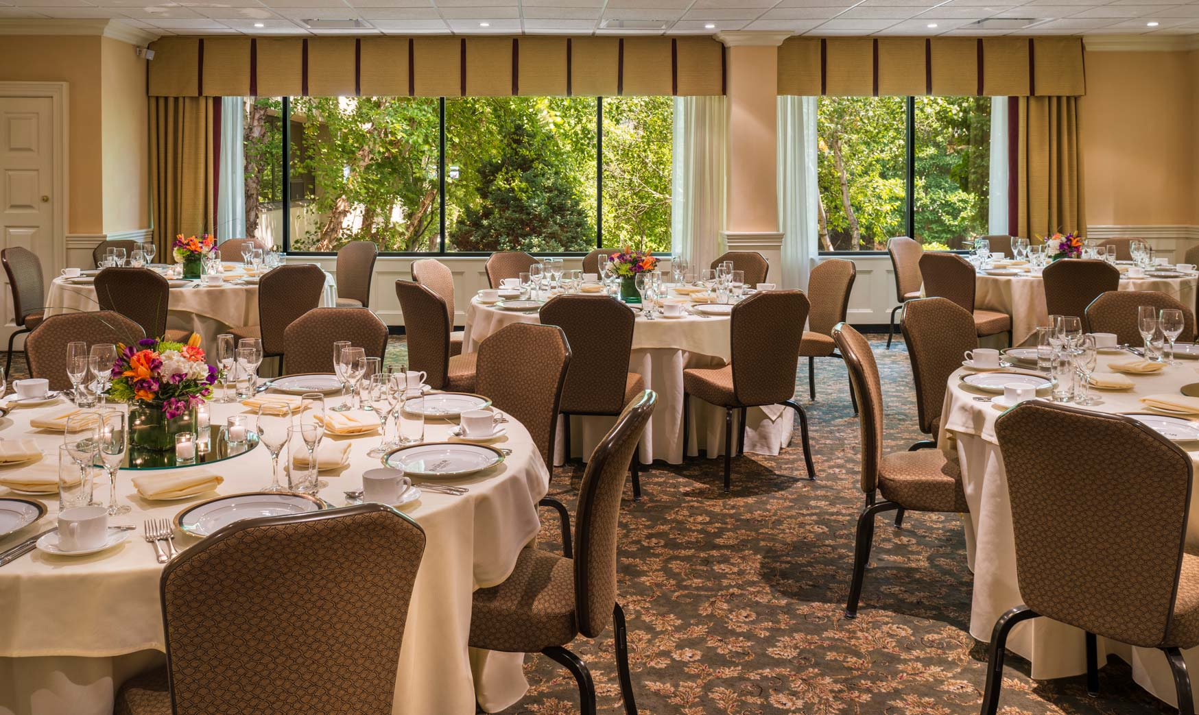 private parties special events the radnor hotel
