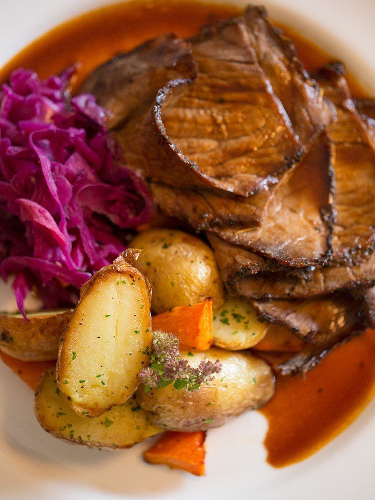 Sauerbraten at Glenmorgan Bar & Grill