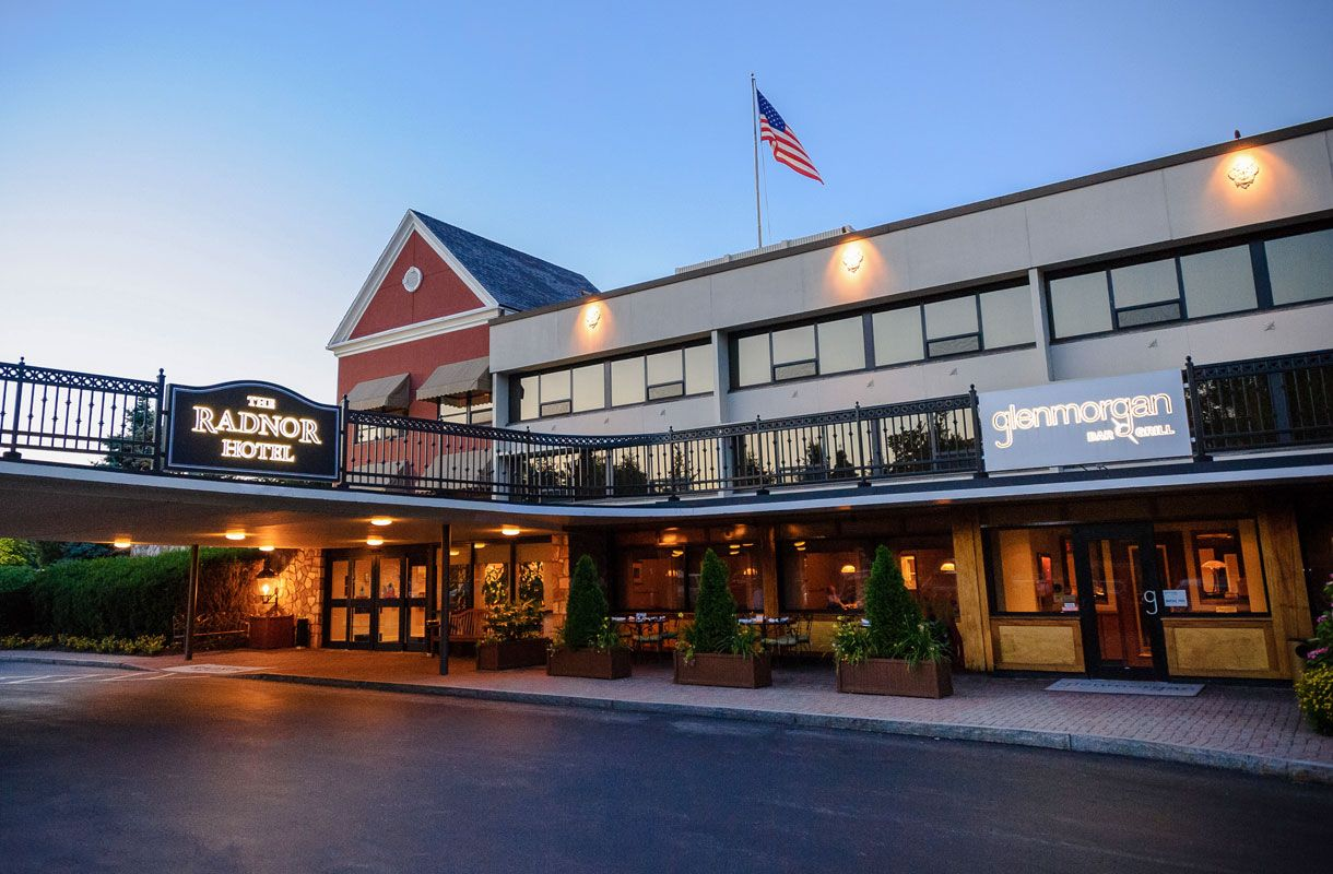 Hotels Near University Of Valley Forge