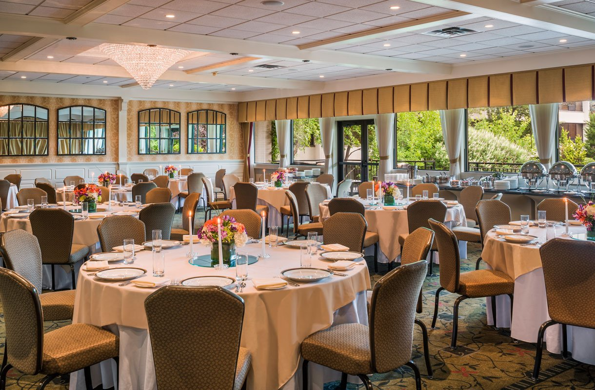 Special Events in the Terrace Room at The Radnor Hotel