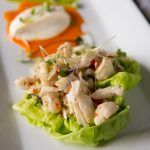 Warm Lump Crab Salad