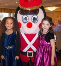 Children's Holiday Tea at The Radnor Hotel