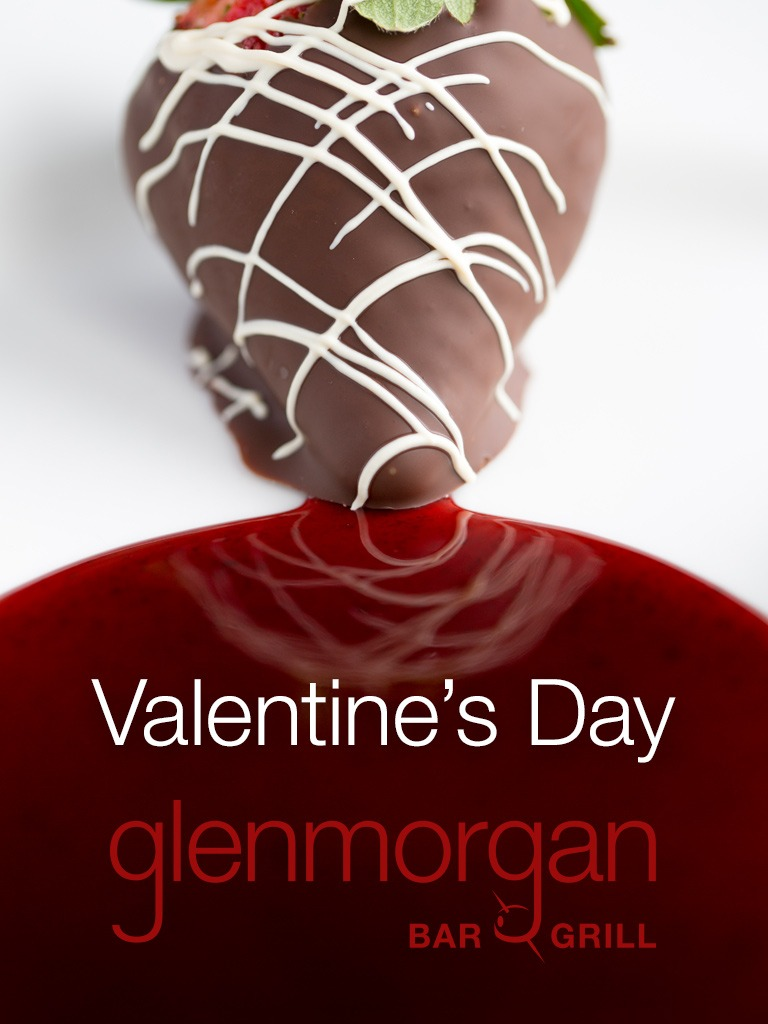valentines dinner in glenmorgan - Valentine Day Hotel Specials