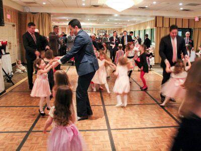 The 6Th Annual Daddy Daughter Valentine's Dance at The Radnor Recap