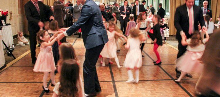 The 6Th Annual Daddy Daughter Valentine's Dance at The Radnor Recap