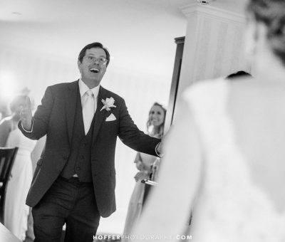 Elizabeth & Matt's Wedding at The Radnor