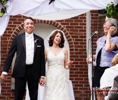 Elissa & Ralph's Wedding at The Radnor