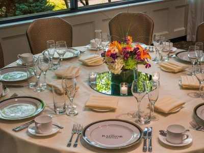 Plan your Special Event at The Radnor!