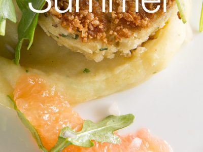 Summer Menu at Glenmorgan