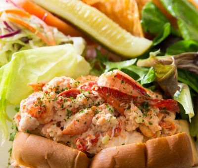 The Main Line Lobster Roll
