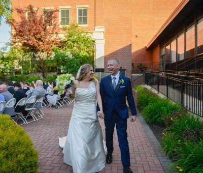 Jenny & Trevor's Wedding at The Radnor