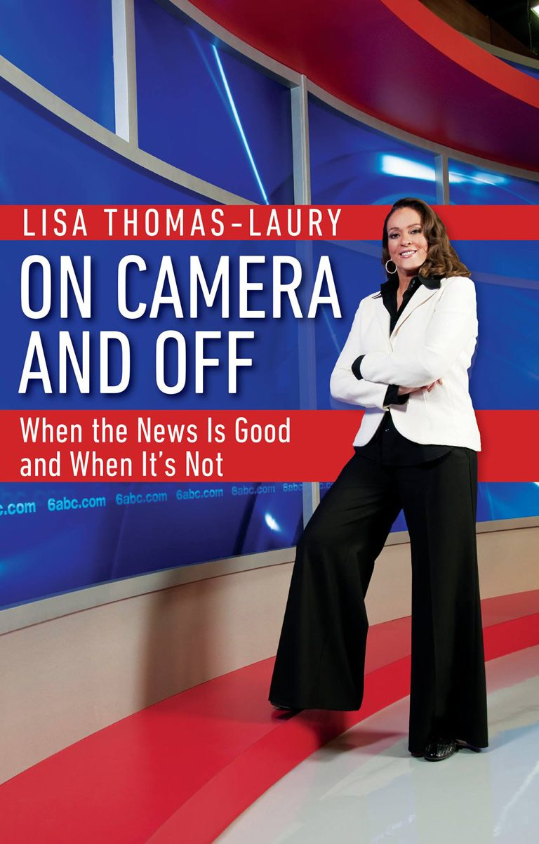 Lisa Thomas-Laury held a book signing at The Radnor Hotel