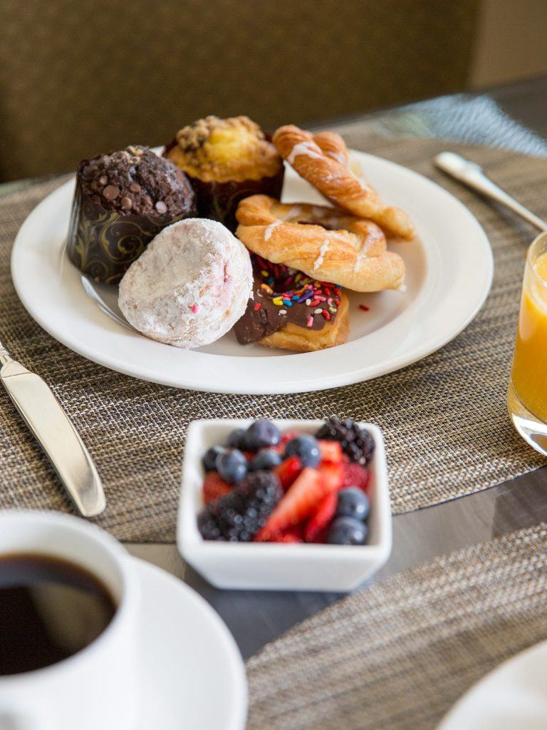 Champagne Sunday Brunch at The Radnor