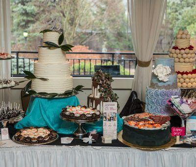 Cakes & Candies by Maryellen at the Main Line Bridal Event