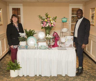 Williams Sonoma King of Prussia at the Main Line Bridal Event