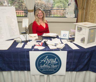 Argus Printing & Invitation Studio at the Main Line Bridal Event