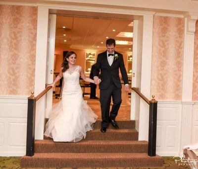 Danielle & Andrew's Wedding at The Radnor