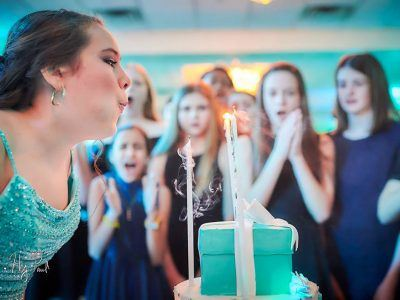 Sydney's Bat Mitzvah at The Radnor Hotel