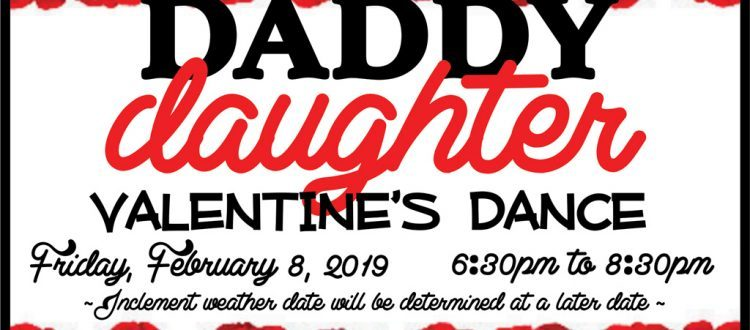The 8th Annual Daddy Daughter Valentine's Dance at The Radnor
