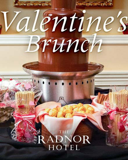Valentine's Brunch at The Radnor