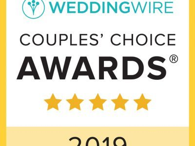 WeddingWire Couples' Choice Awards® 2019