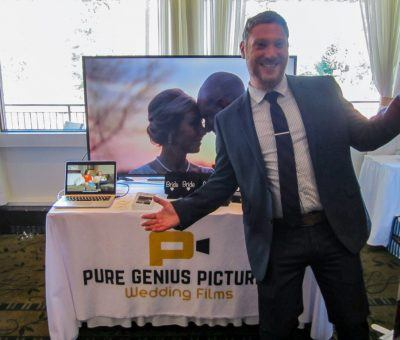 Pure Genius Pictures at the Main Line Bridal Event 2019