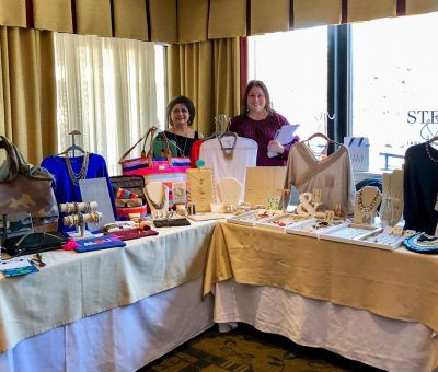Stella & Dot at the Main Line Bridal Event 2019