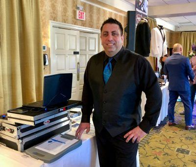 Schaffer Sound Disc Jockeys at the Main Line Bridal Event 2019