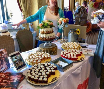 Nothing Bundt Cakes at the Main Line Bridal Event 2019