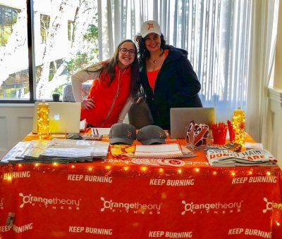 Orangetheory Fitness at the Main Line Bridal Event 2019