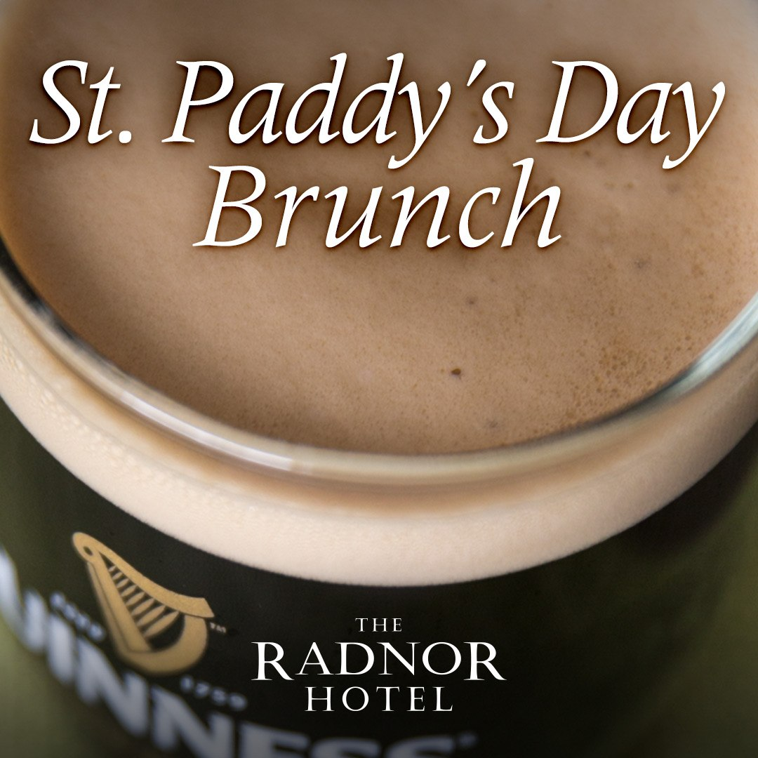 St. Paddy's Day Brunch at The Radnor
