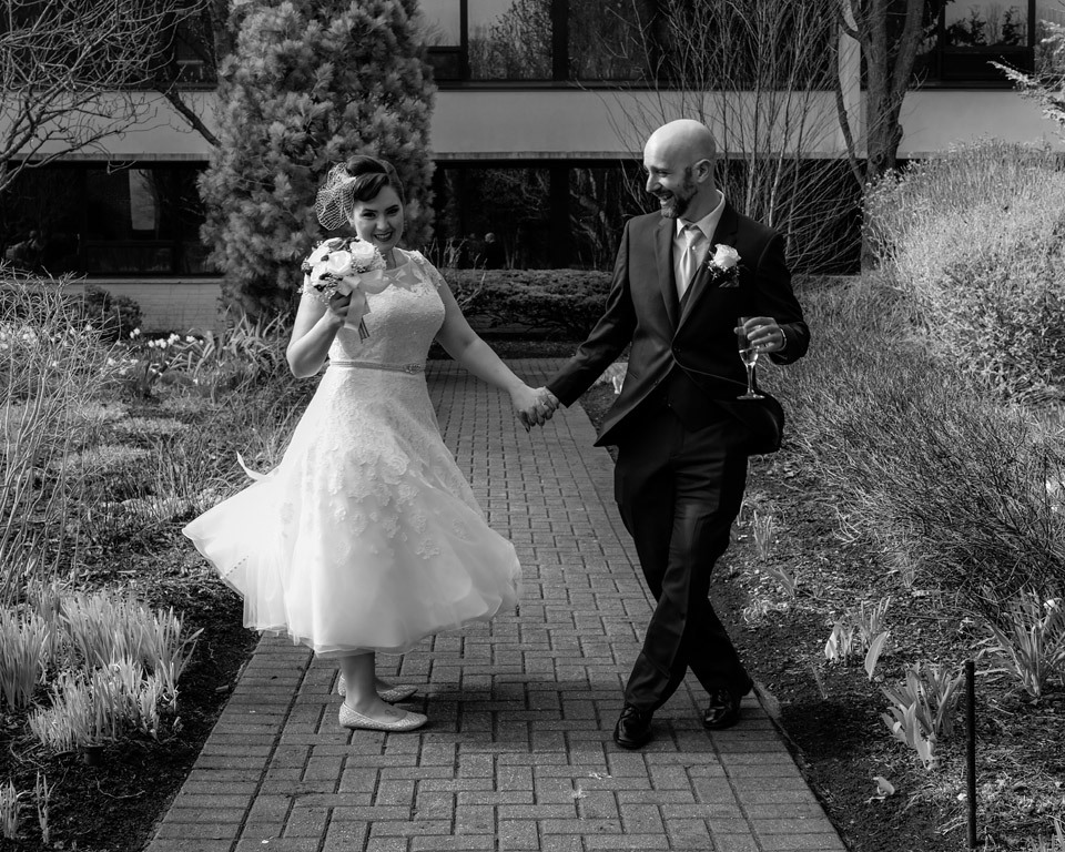 Camie & Cory's Wedding at The Radnor