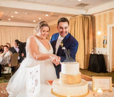 Danielle & Nick's Wedding at The Radnor