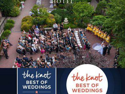 The Knot Best of Weddings 2020 and Hall of Fame