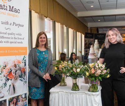 Kati Mac Floral Designs at the Main Line Bridal Event 2020