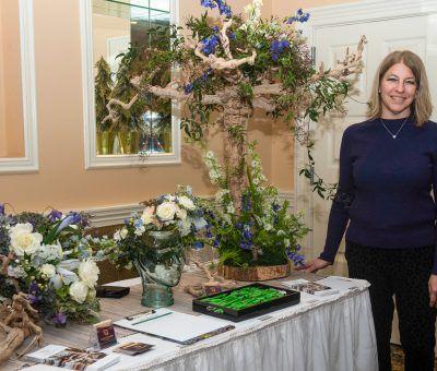 Grapewood Florals at the Main Line Bridal Event 2020