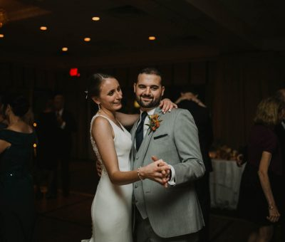 Michelle & Tim's Wedding at The Radnor Hotel