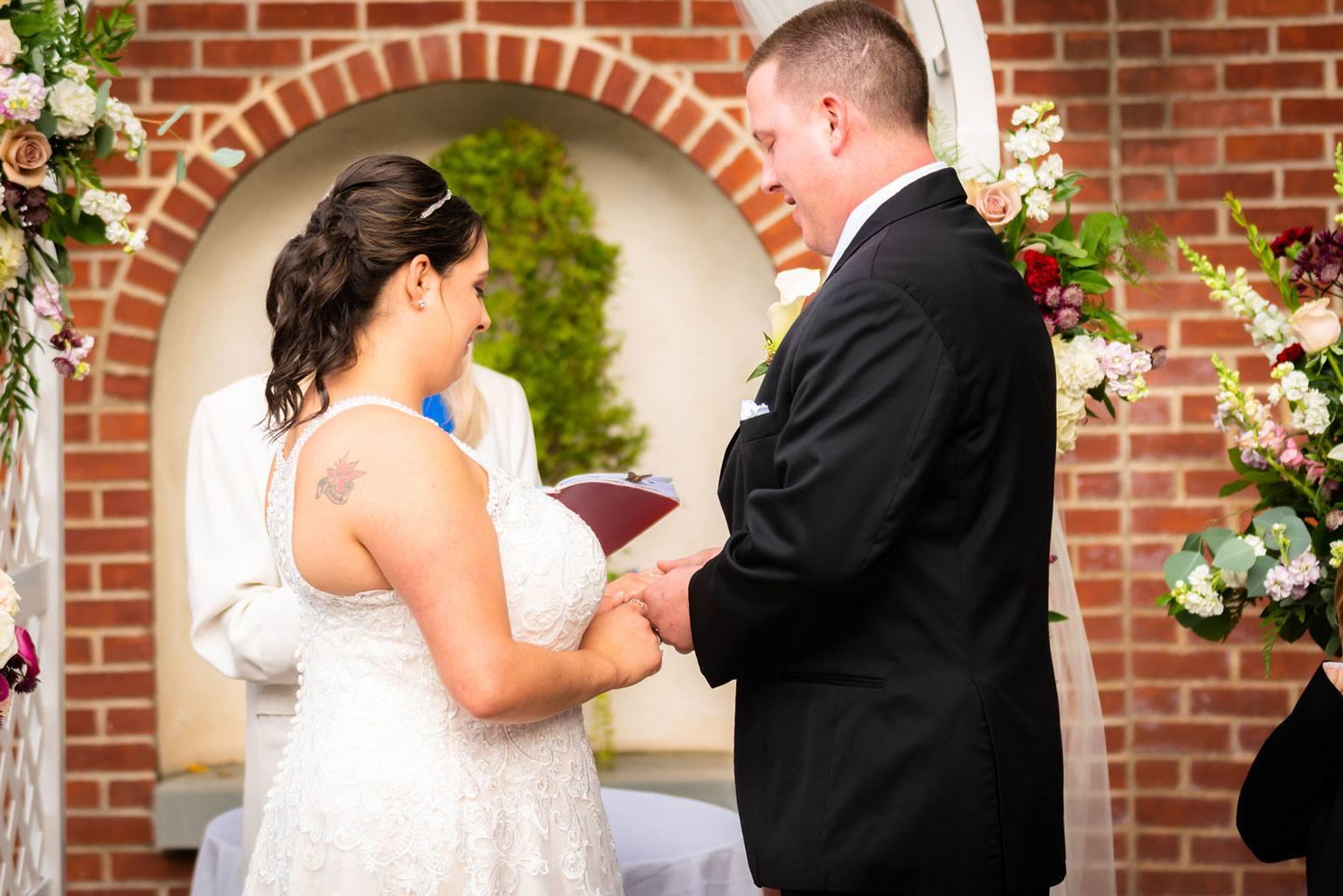 Natalie & Steven's Wedding at The Radnor