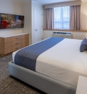 Accessible King Suite Bedroom