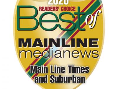 2020 Readers' Choice Best of Main Line Media News